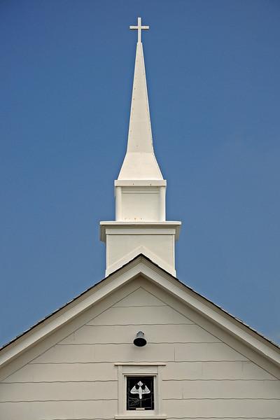 Clarks Bethel United Methodist Church - Salvo, NC - 2013