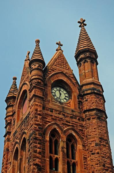 Trinity Church (Episcopal/Anglican) - Potsdam, NY - 2012
