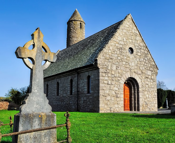 St Patrick's Memorial Church<br /> Saul<br /> County Down<br /> Friday, 17th April 2015