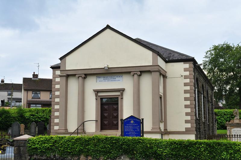 First Presbyterian Church<br /> Randalstown<br /> County Antrim<br /> 26th May 2014