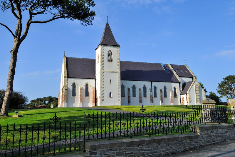 St Patrick's Catholic Church, Saul