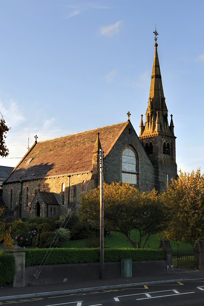 Sacred Heart Catholic Church, Dundrum, County Down.<br /> Saturday, 26th September 2015