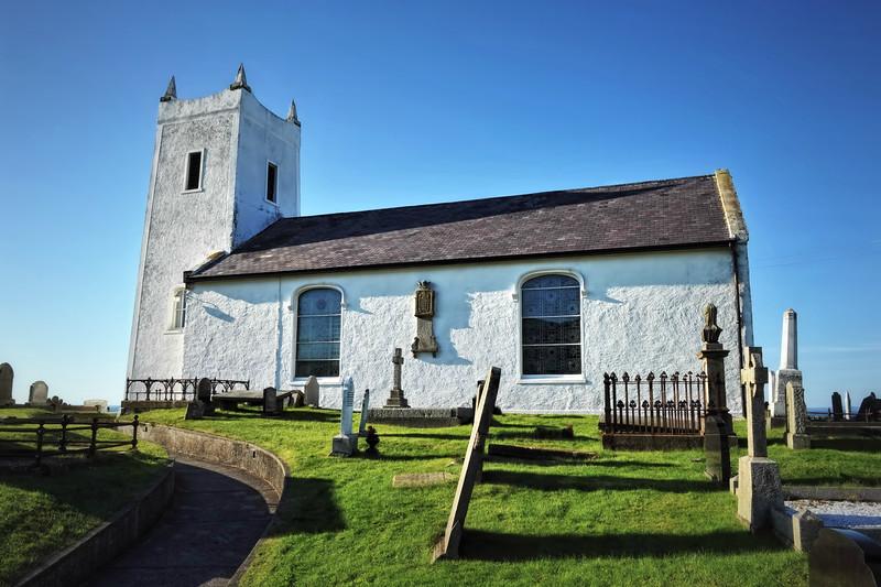 Church of Ireland<br /> Ballintoy<br /> County Antrim<br /> 26th August 2014