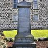 Andrews Family grave. Non-Subscribing Presbyterian Church, Comber, County Down