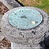 Sundial. Non-Subscribing Presbyterian Church, Comber, County Down
