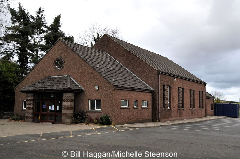 Granshaw Presbyterian Church halls, County Down, Northern Ireland