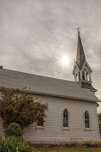 ca 1900 Christian Advent Church John Day OR 9-22-18 Portrait