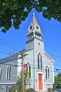 First Parish Church, Sandwich, MA