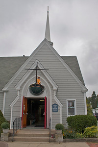 St. Peter's on the canal Episcopal Church in Buzzard's Bay, MA