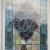 June 1, 2013<br /> <br /> Stained glass window<br /> <br /> IMMACULATE CONCEPTION CATHOLIC CHURCH<br /> Highway 12 East<br /> Hollandale, MS