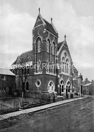 Congregational Church, c1880