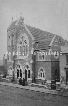 Congregational Church, c1875