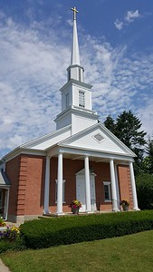 South Congregational Church, Peabody, MA (After)