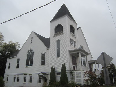 Broad Brook Congregational Church, Broad Brook, CT