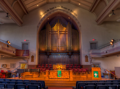 First Metropolitan United Church - Victoria, Vancouver Island, BC, Canada
