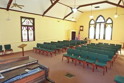 First Presbyterian, Waltham