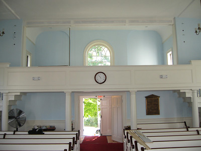 Eliot Church, S. Natick
