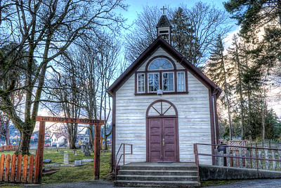 St. Francis Xavier Church - Mill Bay, BC, Canada