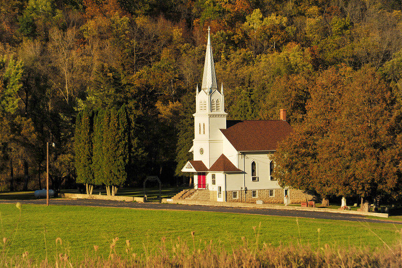 Cedar Valley Lutheran - located in the bluff country of Winona Co.