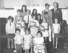 NUMC Sunday School Attendance Awards Sept 1970