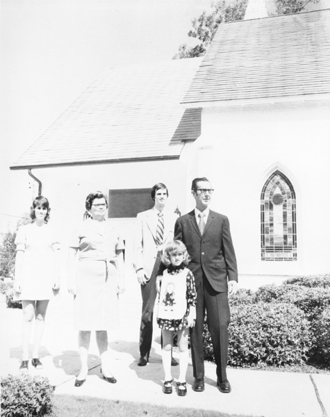 NUMC - Larry Taylor family