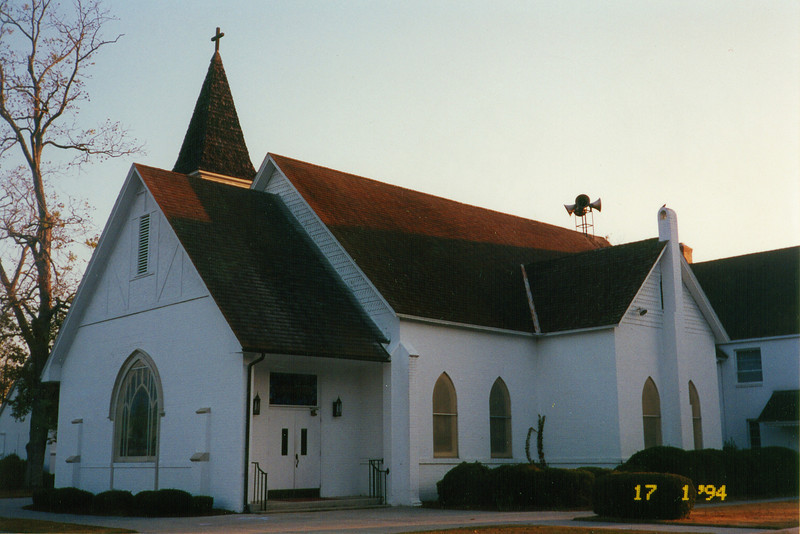 Nashville Methodist Church - 1121 2001