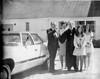 Dupree Family Keys to Car, 1974