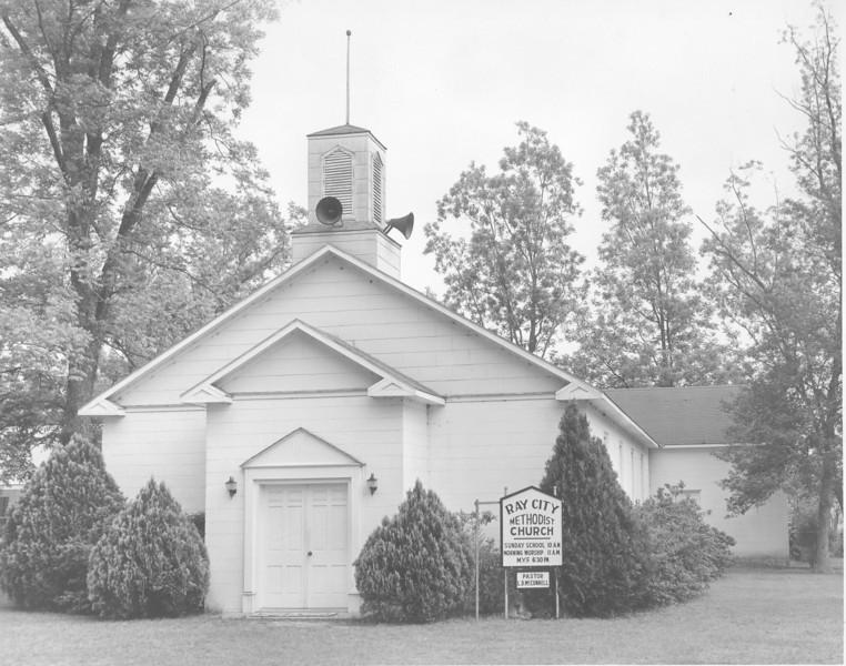 Ray City Methodist Church - JC