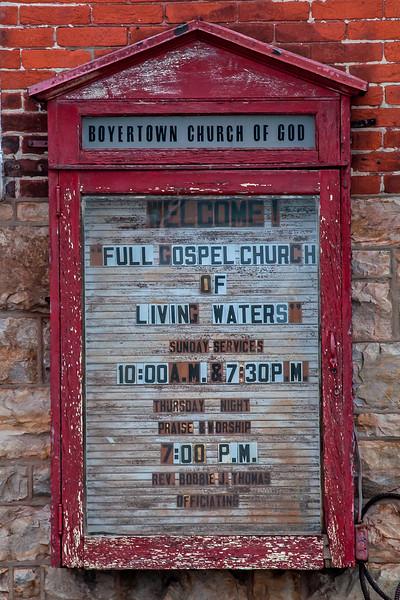 Boyertown Church of God - Boyertown, PA - 2016
