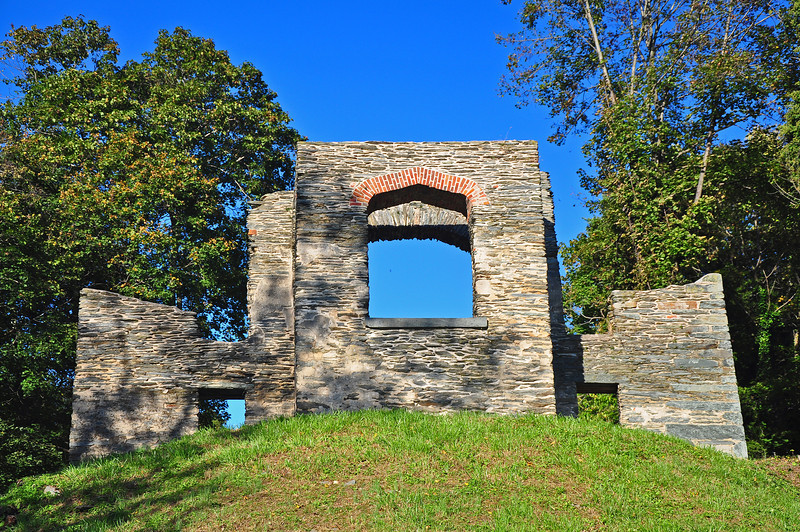 Ruins of St. John's Episcopal Church - Harpers Ferry, WV - 2011