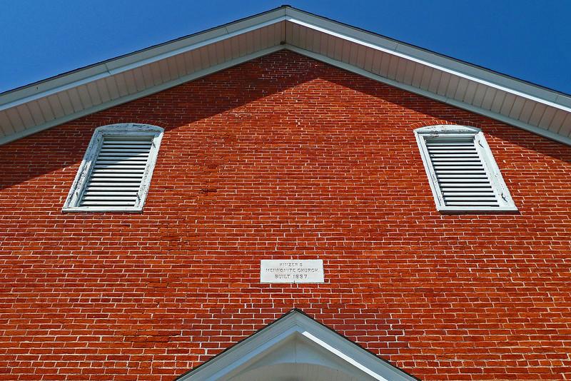 Kinzers Mennonite Church - Kinzer, PA - 2011