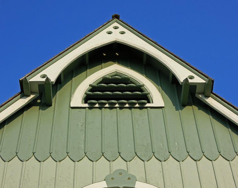 Episcopal Church of the Advent  (St. John's Chapel) - Cape May, NJ - 2012