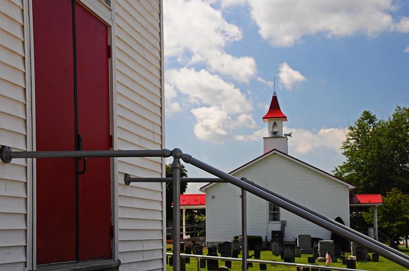 Richfield United Methodist Church and Richfield United Church of Christ - Richfield, PA - 2013