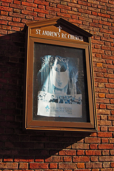 St. Andrew's R.C. Church - Lower Manhattan - 2011