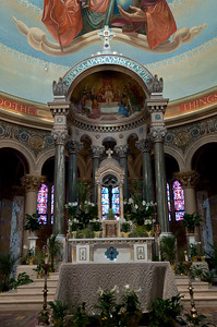 Most Holy Redeemer Church Detroit MI