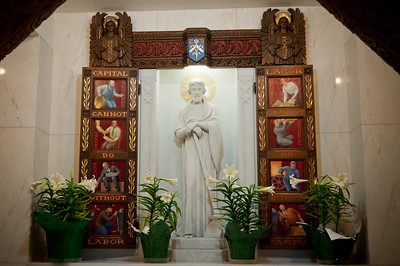 National Shrine of the Little Flower, Royal Oak MI