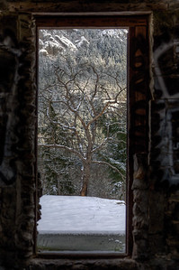 """Old Stone Butter Church – Cowichan Valley, BC, Canada Visit our blog """"Footprints In The Snow"""" for the story behind the photo."""