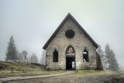 """""""Stone Butter Church"""" - Old Stone Butter Church – Cowichan Valley, BC, Canada Visit our blog """"Old Stone Butter Church"""" for the story behind the photos."""