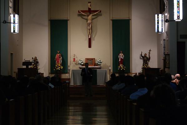 Patrick Madrid at St. Edward's Church (2/24/14)