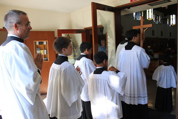 High Mass (TLM/EF): Feast of the Assumption at St. Edward's