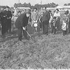 Groundbreaking for Nashville's Catholic Church, April 1971
