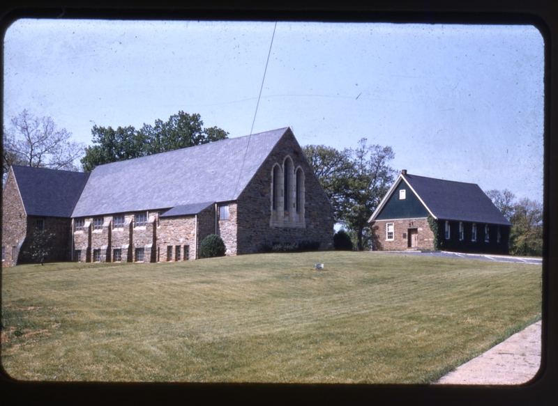 Quaker Memorial Presbyterian Church II  (09734)