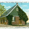 Quaker Meeting House Postcard  (7485)