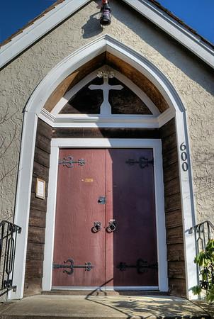Qualicum Baptist Church - Qualicum Beach, BC, Canada