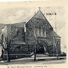 St. Paul's Episcopal Church Postcard   (03048)