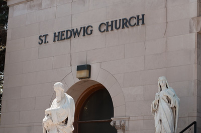 Saint Hedwig Church Detroit MI
