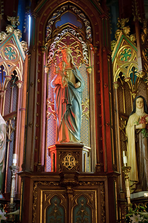 Saint Joseph Church Detroit MI