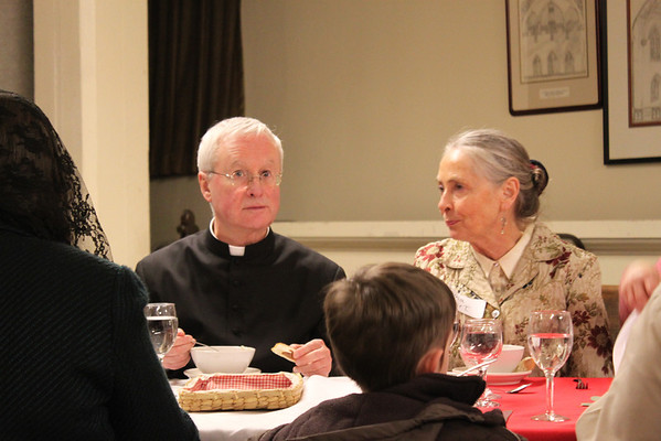 February 2013 Institute Apostolate Dinner