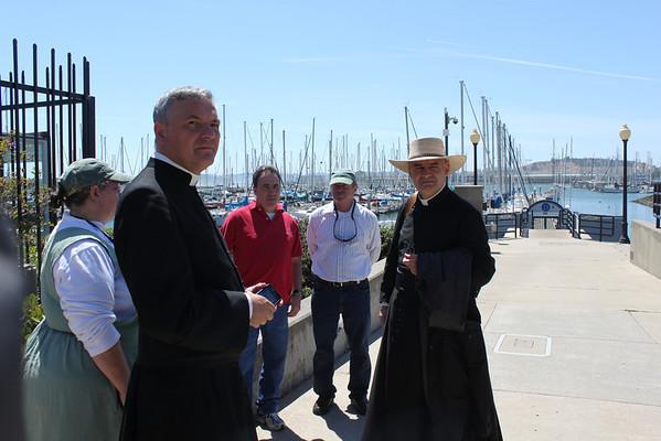 Canon Moreau 2013 Visit: Sailing Trip