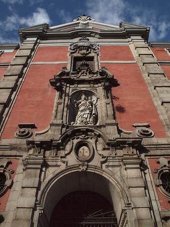 Spanish Churches